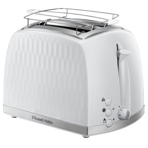 Russell Hobbs 26060-56 Honeycomb fehér kenyérpirító