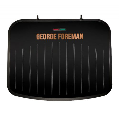 George Foreman 25811-56 Fit Grill - Medium - Copper
